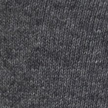 Black Designer Socks for Men: Charcoal Heather Polo Ralph Lauren Martini Bear Crew Socks - Single Pair