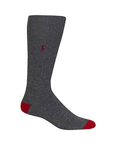 Polo Ralph Lauren Trouser Crew Socks - Single Pair