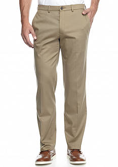 Haggar® Big & Tall Premium Non-Iron Classic-Fit Flat-Front Pants
