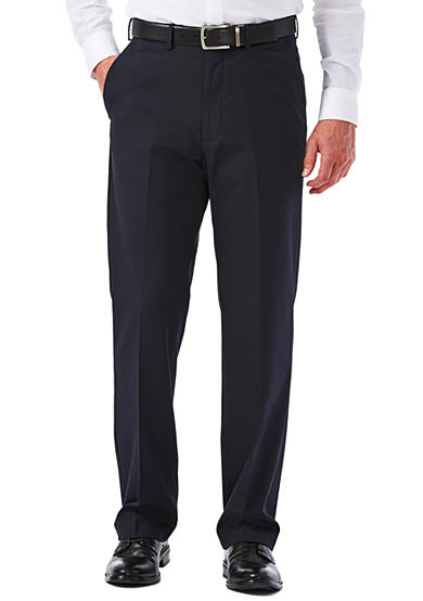 Haggar® Big & Tall  Premium Stretch Classic-Fit Dress Pants