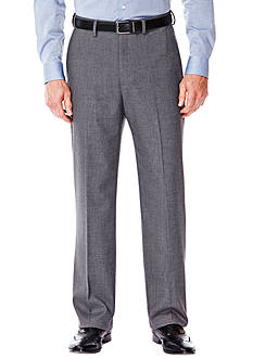 Haggar Premium Stretch Classic Fit Suit Pants