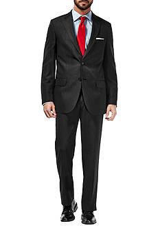 Haggar Travel Performance Classic Fit Tic Weave Suit Coat