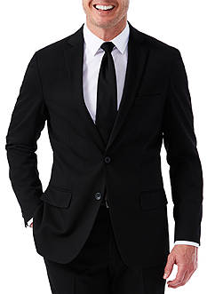 Haggar Stretch Slim Fit Suit Coat