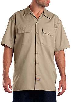 Dickies® Short Sleeve Work Shirt
