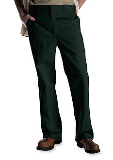 Dickies Classic Fit Original 874® Work Flat Front Non-Iron Pants