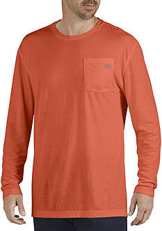 Dickies® Long Sleeve Dri Release Performance Tee
