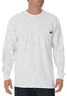 Dickies Long Sleeve Heavyweight Crew Neck T-Shirt