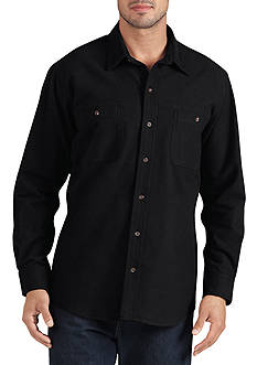 Dickies® Long Sleeve Chamois Shirt