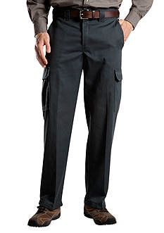 Dickies® Relaxed-Fit Cargo Wrinkle-Free Pants