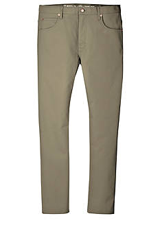 Dickies® Slim-Fit 5-Pocket Flat-Front Wrinkle-Free Pants