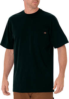 Dickies Short Sleeve Heavyweight Crew Neck T-Shirt