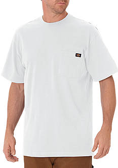 Dickies® Short Sleeve Heavyweight Crew Neck T-Shirt