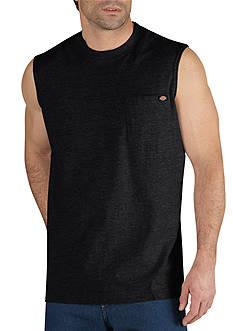 Dickies® Sleeveless Pocket T-shirt