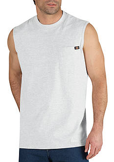 Dickies® Sleeveless Pocket T-shirt