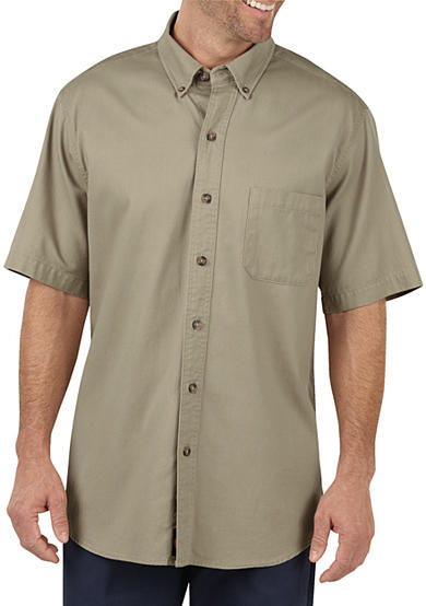 Dickies® Short Sleeve Twill Performance Shirt