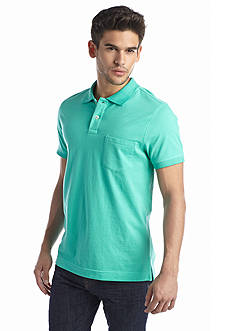 Red Camel® Solid Preform Polo Shirt