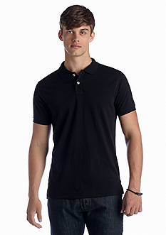 Red Camel® Solid Performance Polo Shirt