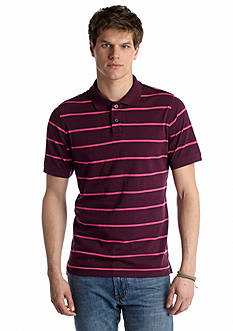 Red Camel® Dry Polo Stripe Shirt