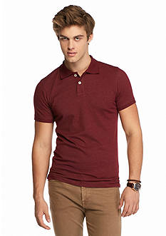 Red Camel® Solid Polo Shirt