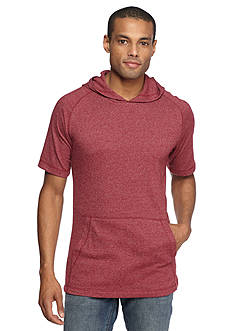 Red Camel® Short Sleeve Waffle Hoodie