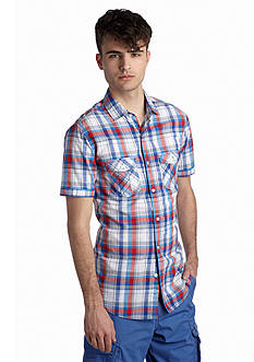 Red Camel® American Plaid Woven Shirt