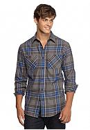 Red Camel® Flannel Shirt
