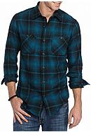 Red Camel® Long Sleeve Flannel Shirt