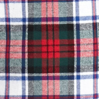 Young Men: Check & Plaid Sale: Ivory Red Red Camel Long Sleeve Flannel Shirt