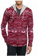 Red Camel® Santafe Hooded Flannel Shirt