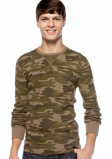 Red Camel® Camo Printed Thermal
