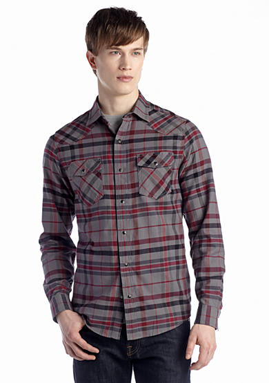 Red Camel® Western Flannel Shirt