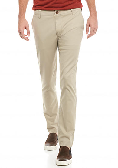Red Camel® Slim Stretch Chino Pants