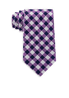 Tommy Hilfiger® Textured Grid Tie