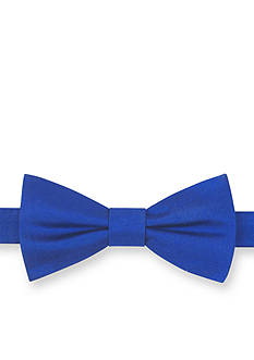 Tommy Hilfiger Pre-Tied Core Solid Bow Tie