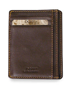Dopp Regatta Front Pocket Get-Away Wallet