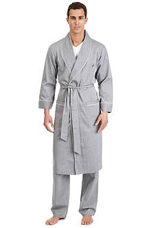 Nautica Captain's Herringbone Robe