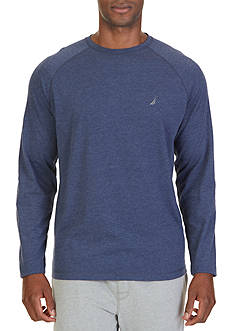 Nautica Lightwight Crewneck Lounge Tee
