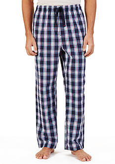Nautica Cool Breeze Plaid Lounge Pants