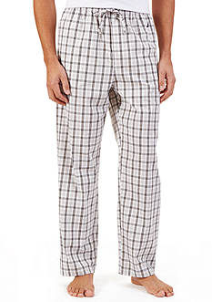 Nautica Plaid Woven Lounge Pants