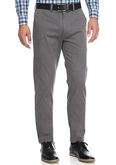 Kenneth Cole Slim Fit Stretch Chino Pants