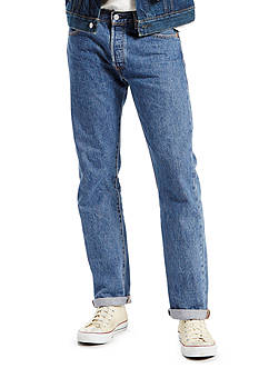 Levi's® Red Tab® 501® Original Fit Button Fly Straight Leg Jean