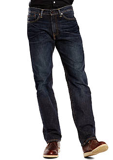 Levi's® 505 Regular Fit Stretch Jeans
