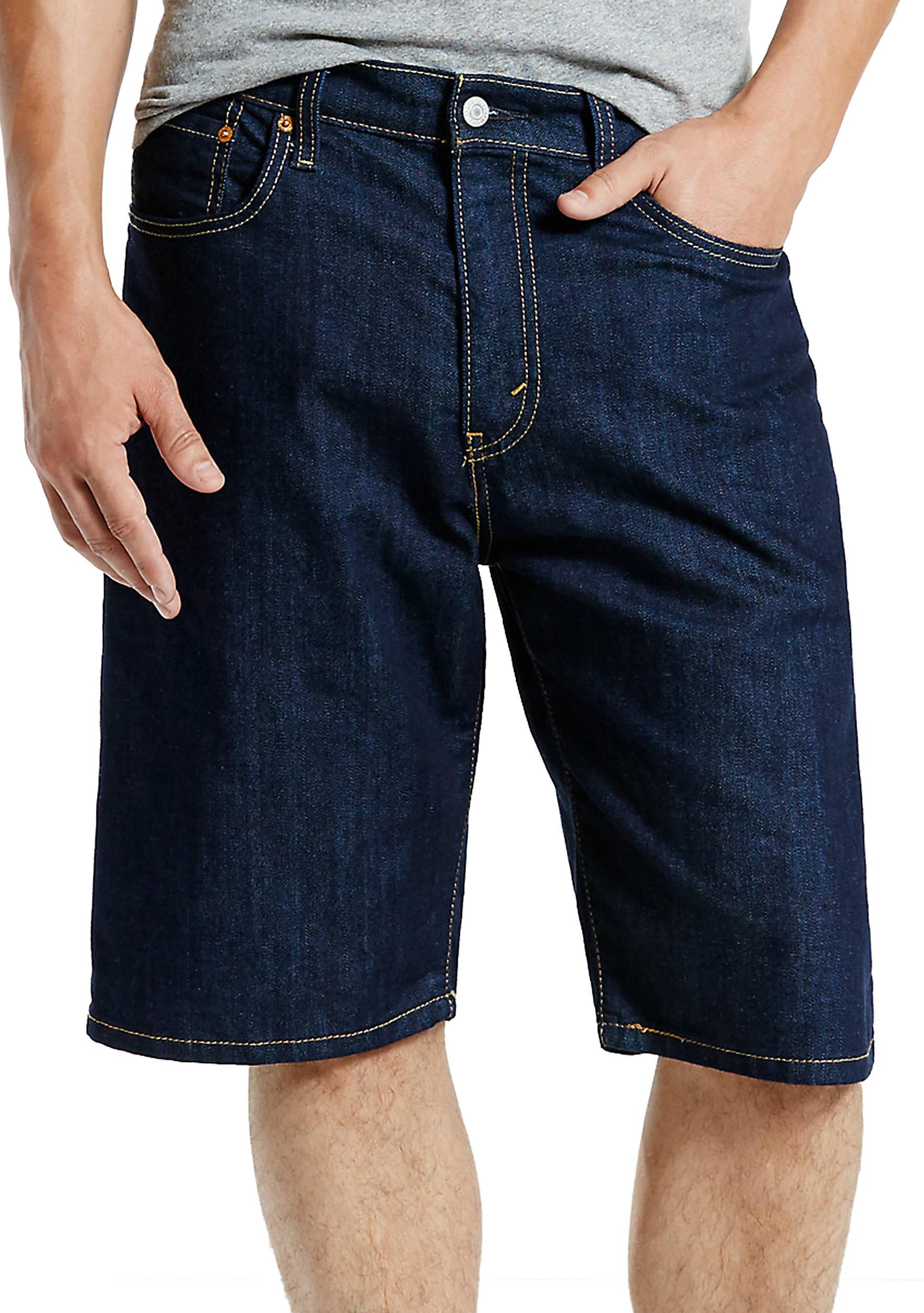 Levi's® 569™ Loose Straight Fit Denim Shorts   belk