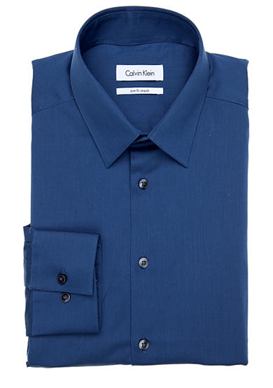 Calvin Klein Body Slim Fit Dress Shirt