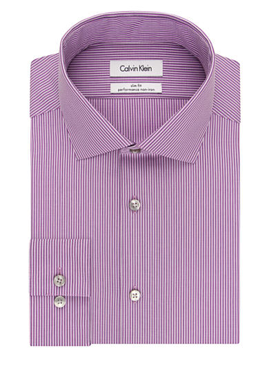 Calvin klein x extreme slim fit dress shirt for Calvin klein x fit dress shirt