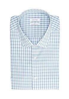 Calvin Klein Big & Tall Steel Non Iron Performance Dress Shirt
