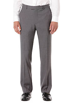 Perry Ellis Bengaline Modern Fit Pants