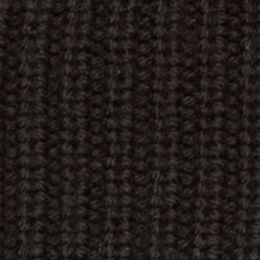 Polo Ralph Lauren Accessories: Polo Black Polo Ralph Lauren Classic Lux Merino Cuff Knit Hat