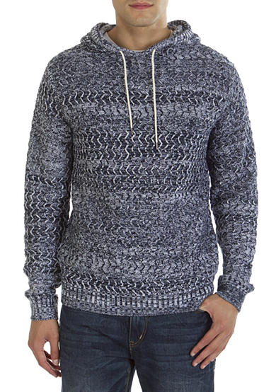 Union Bay Long Sleeve Thornton Textured Hoodie