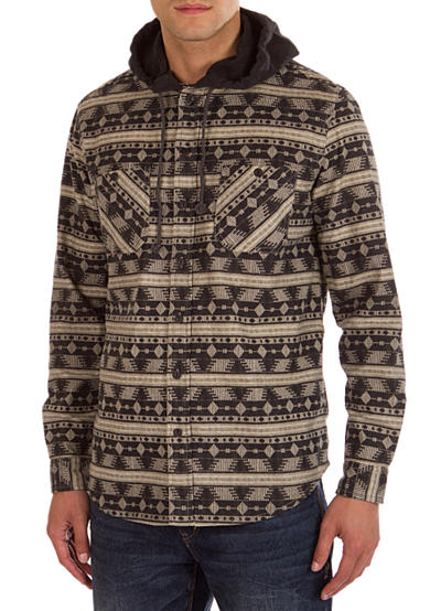 Union Bay Astor Flannel Hoodie
